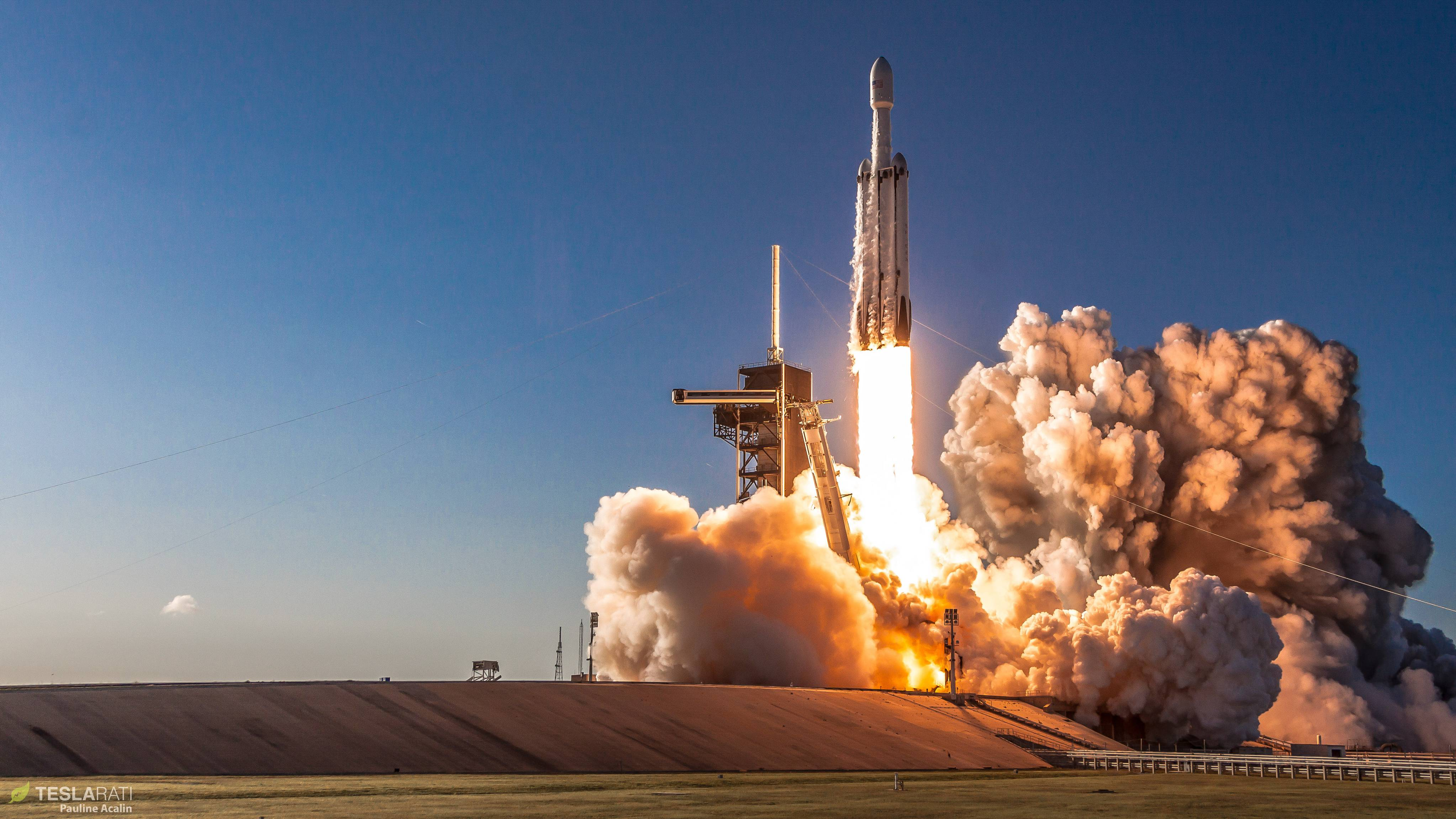 Spacex Set For Third Falcon Heavy Launch Here S How To