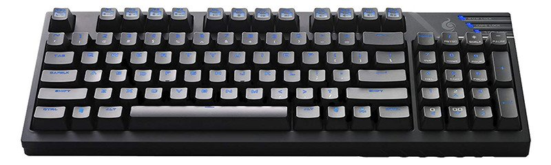 Cooler Master CM Storm QuickFire TK Blue Switch USB Noir