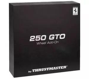 Thrustmaster Ferrari 250 GTO Wheel Add-On - Réplique de l'emblématique volant de la Ferrari 250 GTO pour PC