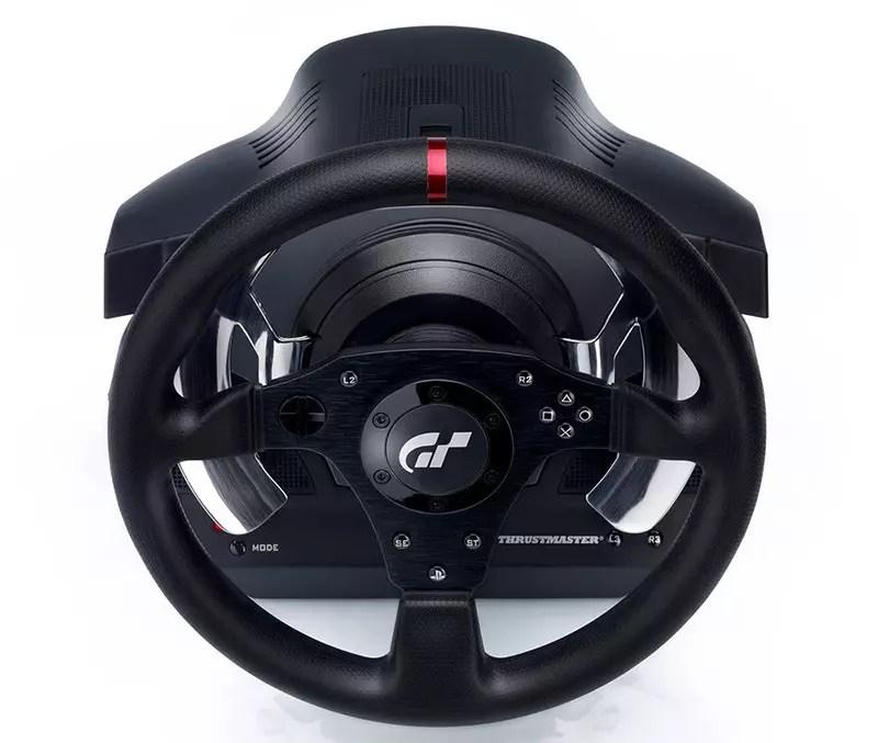 Volante y pedales Thrustmaster T500RS - PS3 y PC