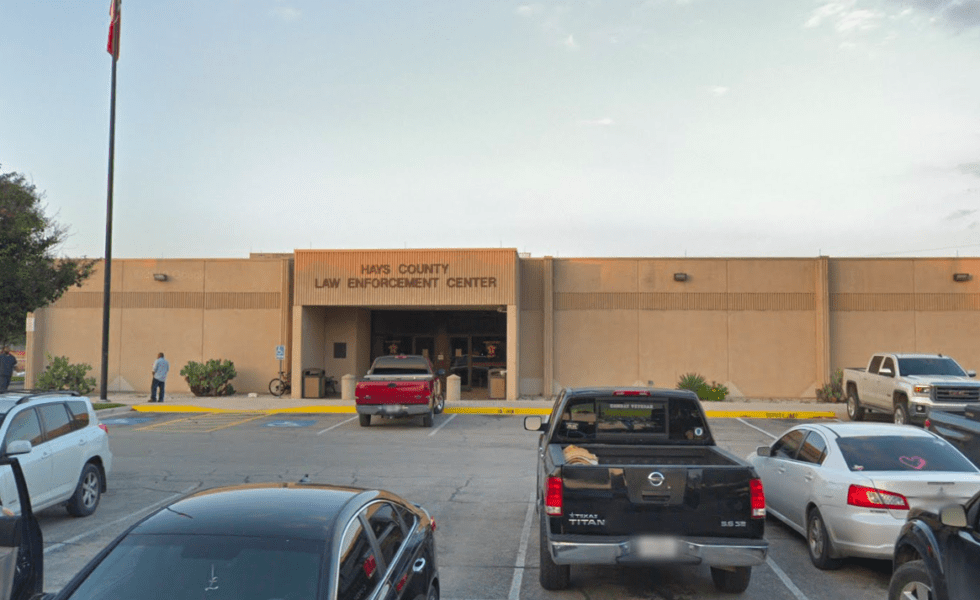 Lost in Limbo in the Hays County Jail