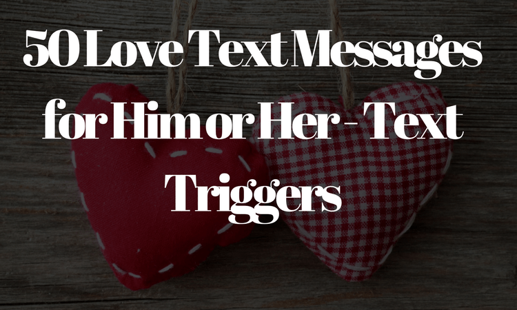 sweet love messages for your boyfriend Archives - Text Triggers