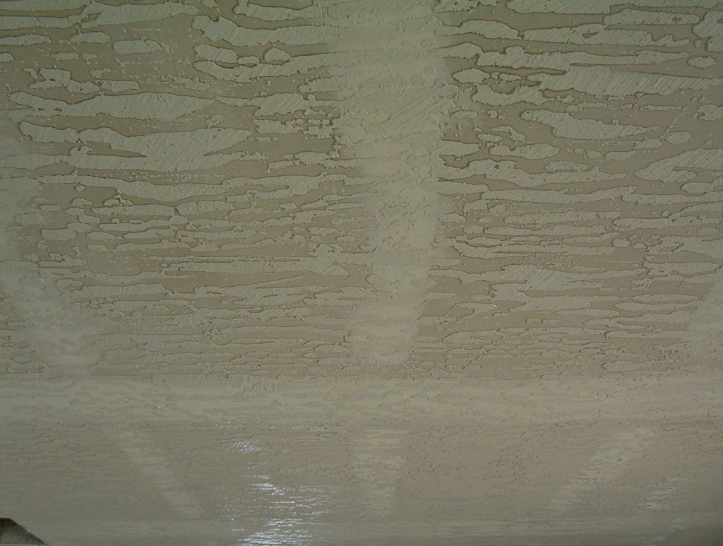 Texturing Stucco Walls Look