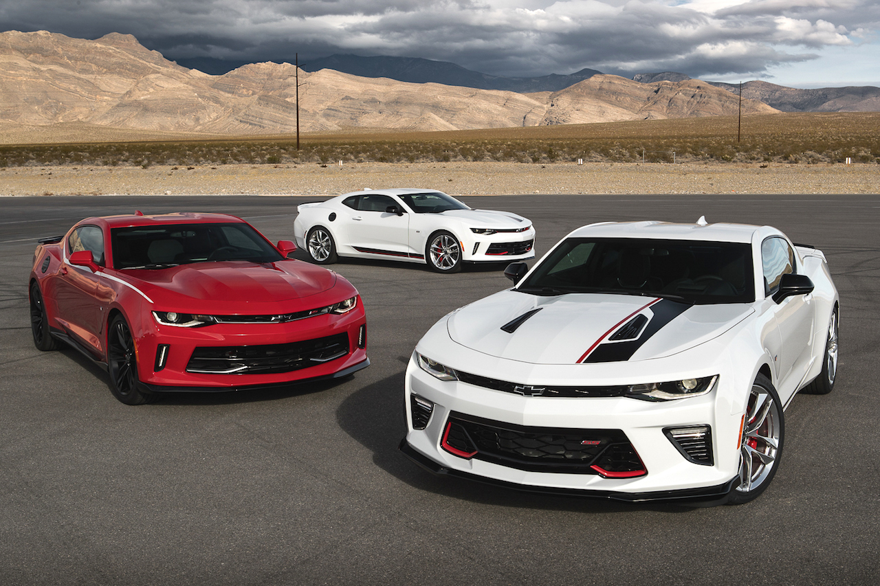 Chevy Unleashes a Battalion of Performance Parts for ...
