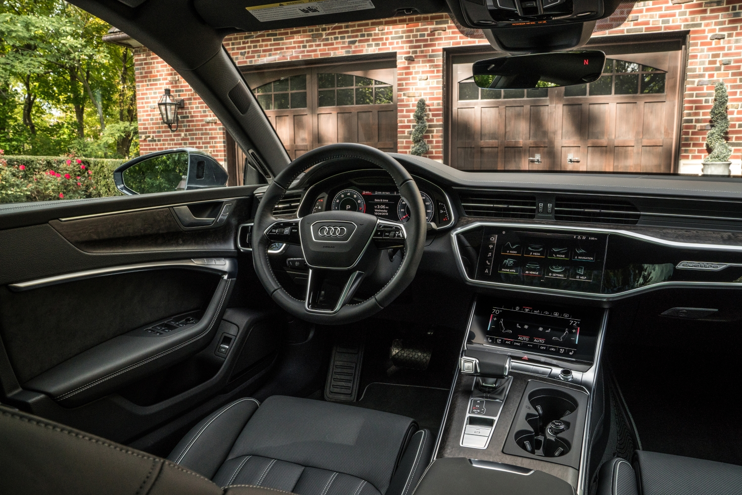 2019 Audi A6 Review Upping The Ante On Tech And Style
