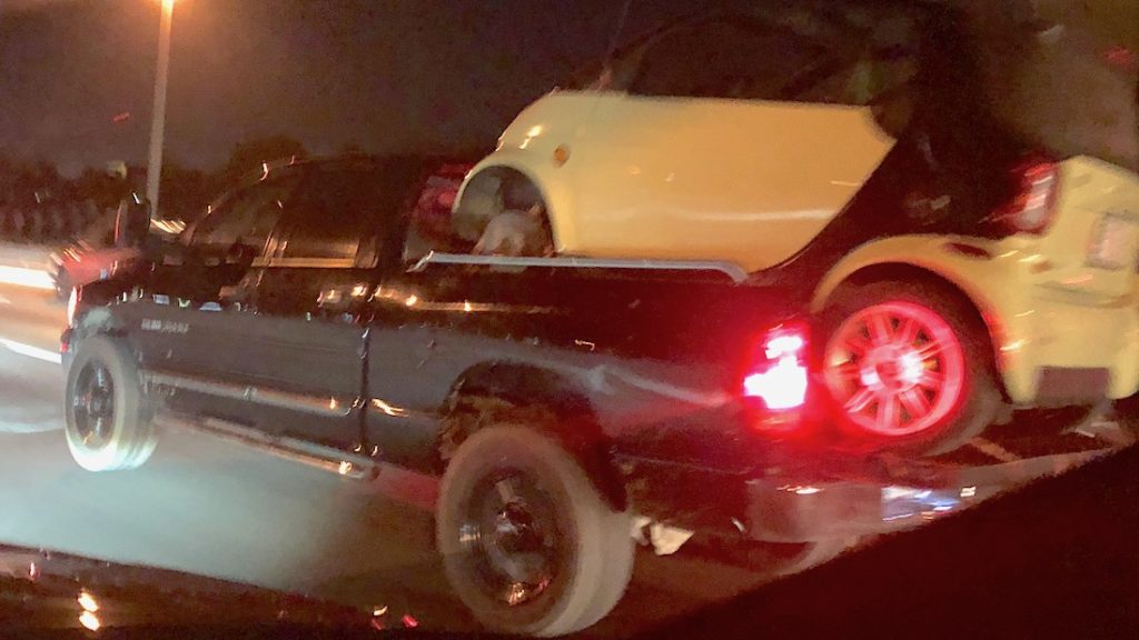 Can Your Pickup Truck Haul a Car in Its Bed? Yes, It Can ...