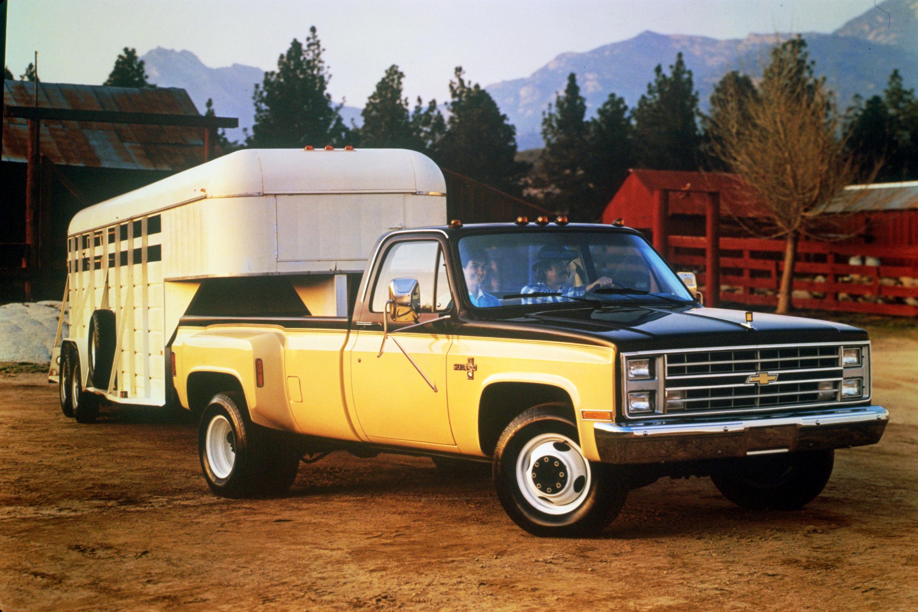 1 Chevy Crew 1989 Cab Ton
