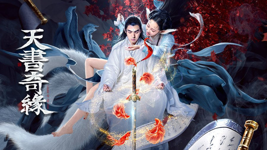 Legend of the Book   天书奇缘  