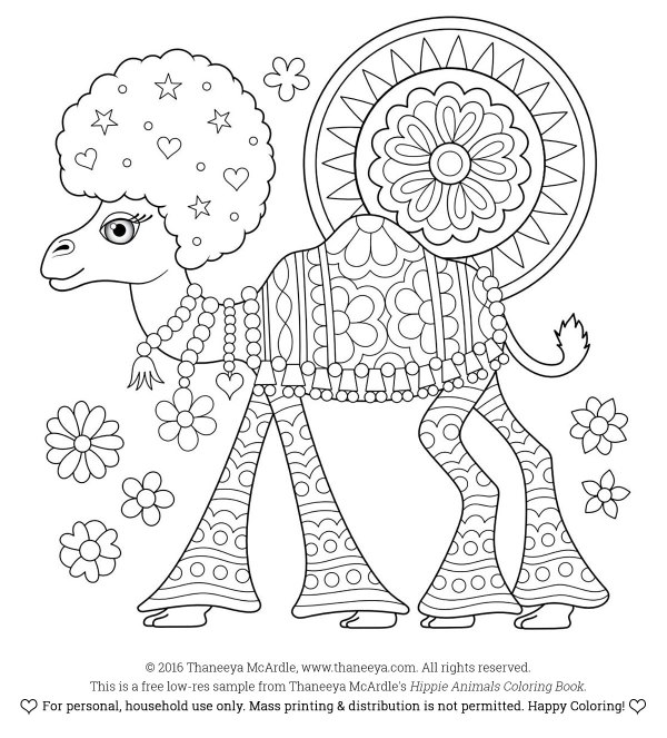 free detailed coloring pages # 35