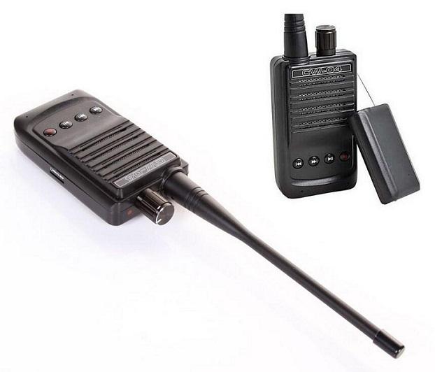 System Security Shack Wireless Radio