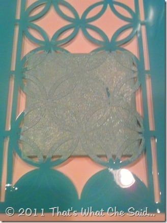 DIY Painted Tile Coasters