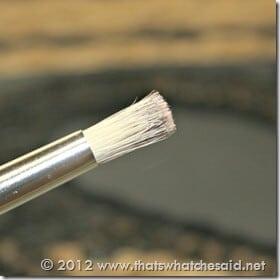Stencil Brush