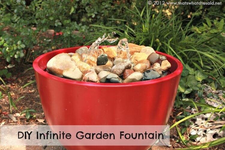 DIY-Infinite-Garden-Fountain