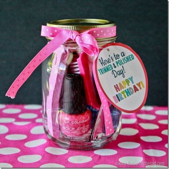 Handmade Gift Ideas at thatswhatchesaid.net