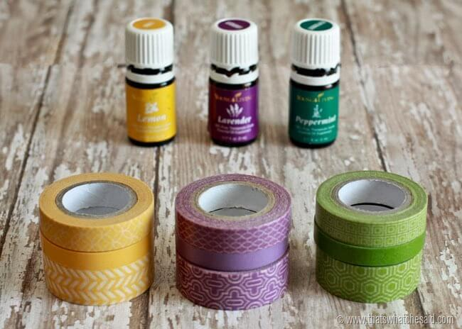 Crafting with Essential Oils
