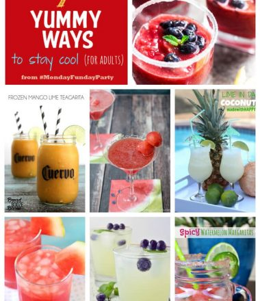 Cool Treats at Monday Funday at thatswhatchesaid.com
