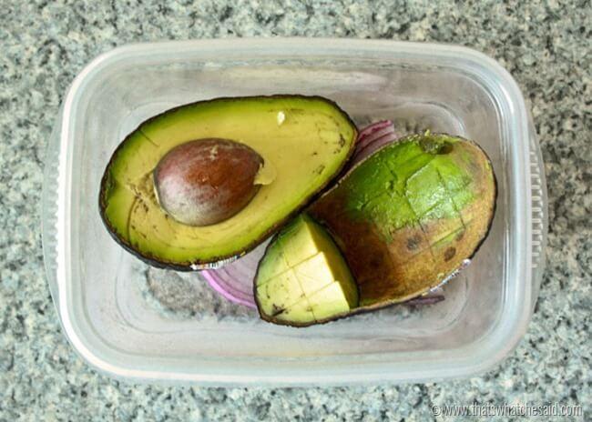 Keep Avocados Green 15