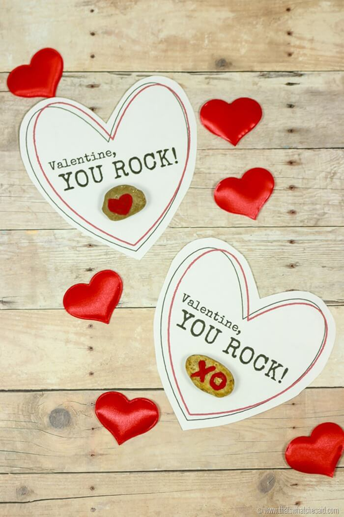 Free Valentine Printable at www.thatswhatchesaid.com