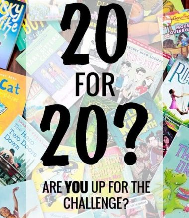 20 for 20 Reading Challenge. Can you do it?