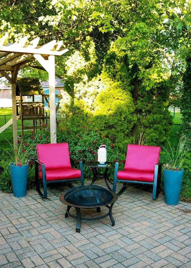 Perfect Backyard Patio-7