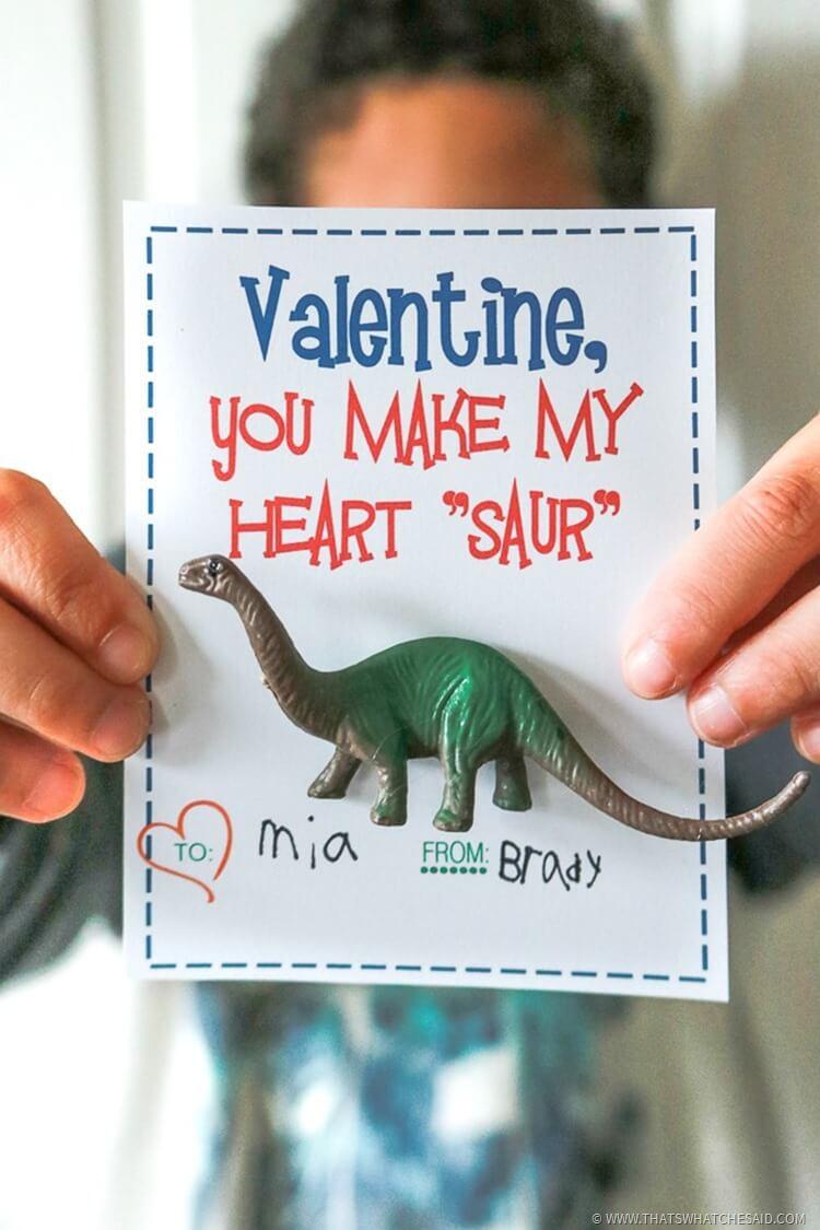 Non Candy Free Printable Valentine