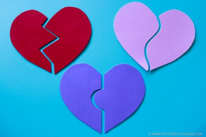 Easy and Fun Preschool Valentine's Day Activity