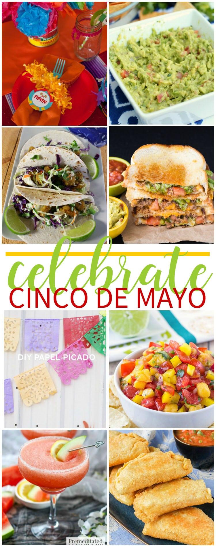 Cinco de Mayo - recipes & decor