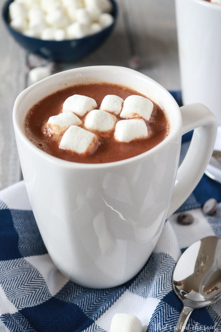 How to Make Stove Top Hot Chocolate