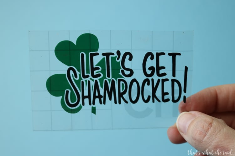 St. Patrick's Day SVG