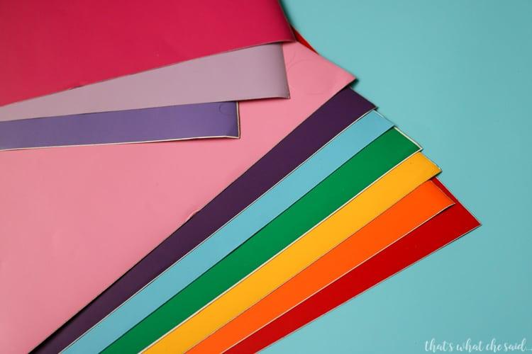 Vinyl Sheets - Vinyl Basics