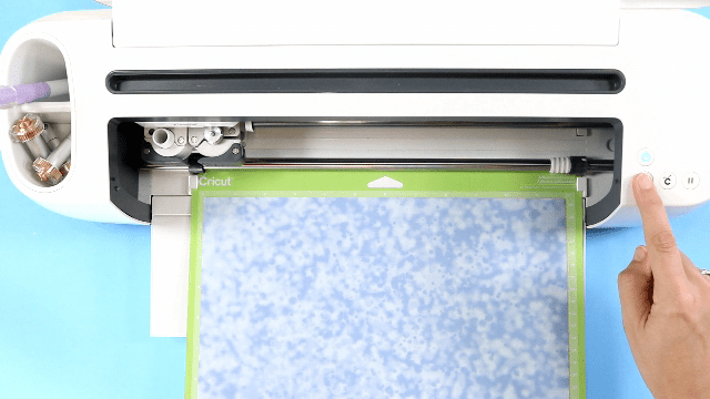 Loading the Infusible Ink Sheet & Mat into a Cricut Maker