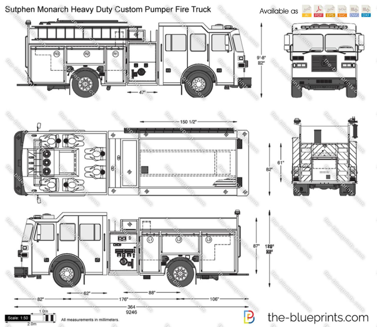 Pierce Fire Pump Diagram Engine