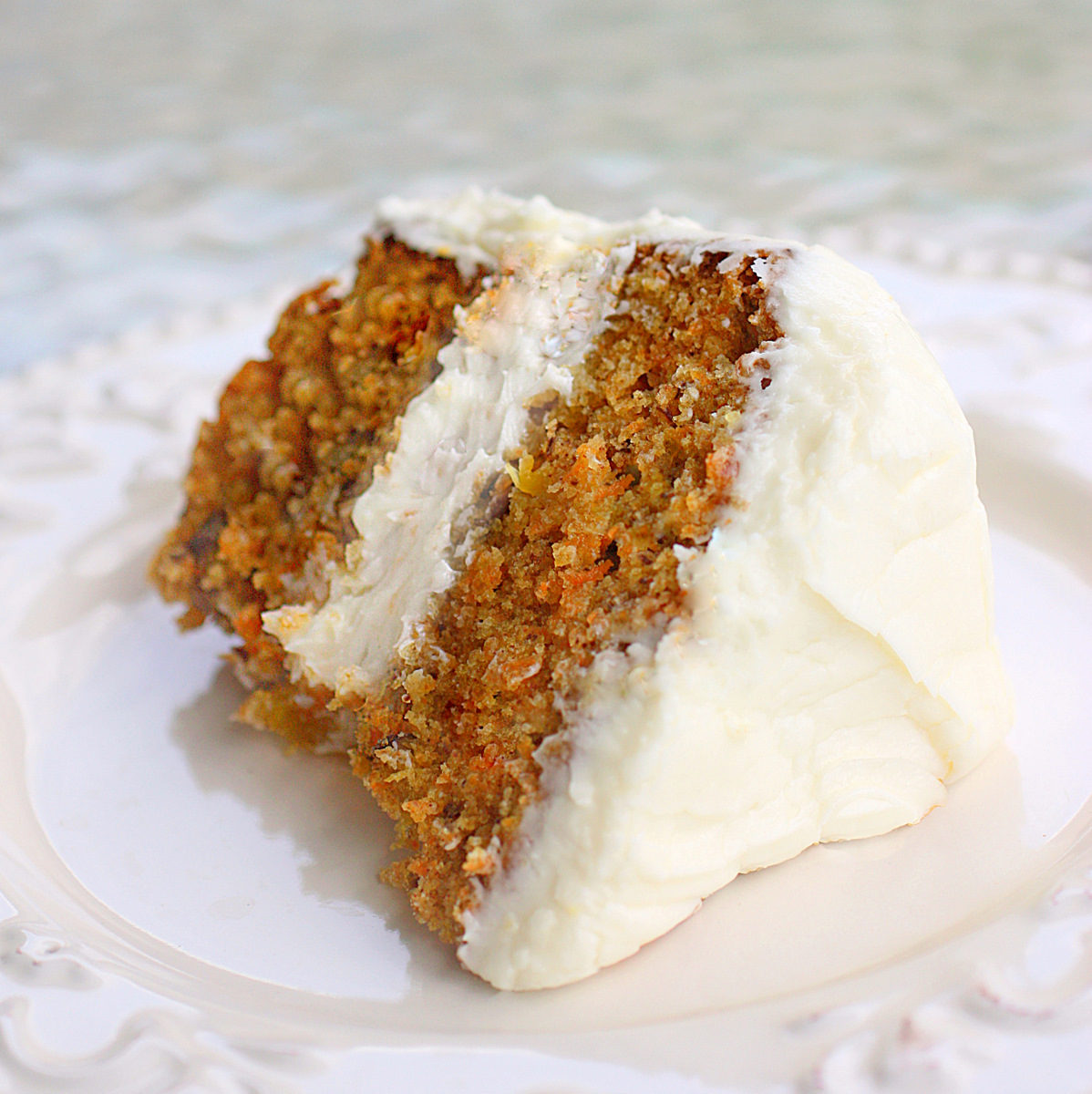 Carrot Cake for Easter   The Girl Who Ate Everything Carrot Cake for Easter   super moist and perfect  the girl who