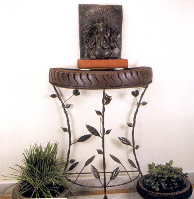 Garden Decoration Tyres