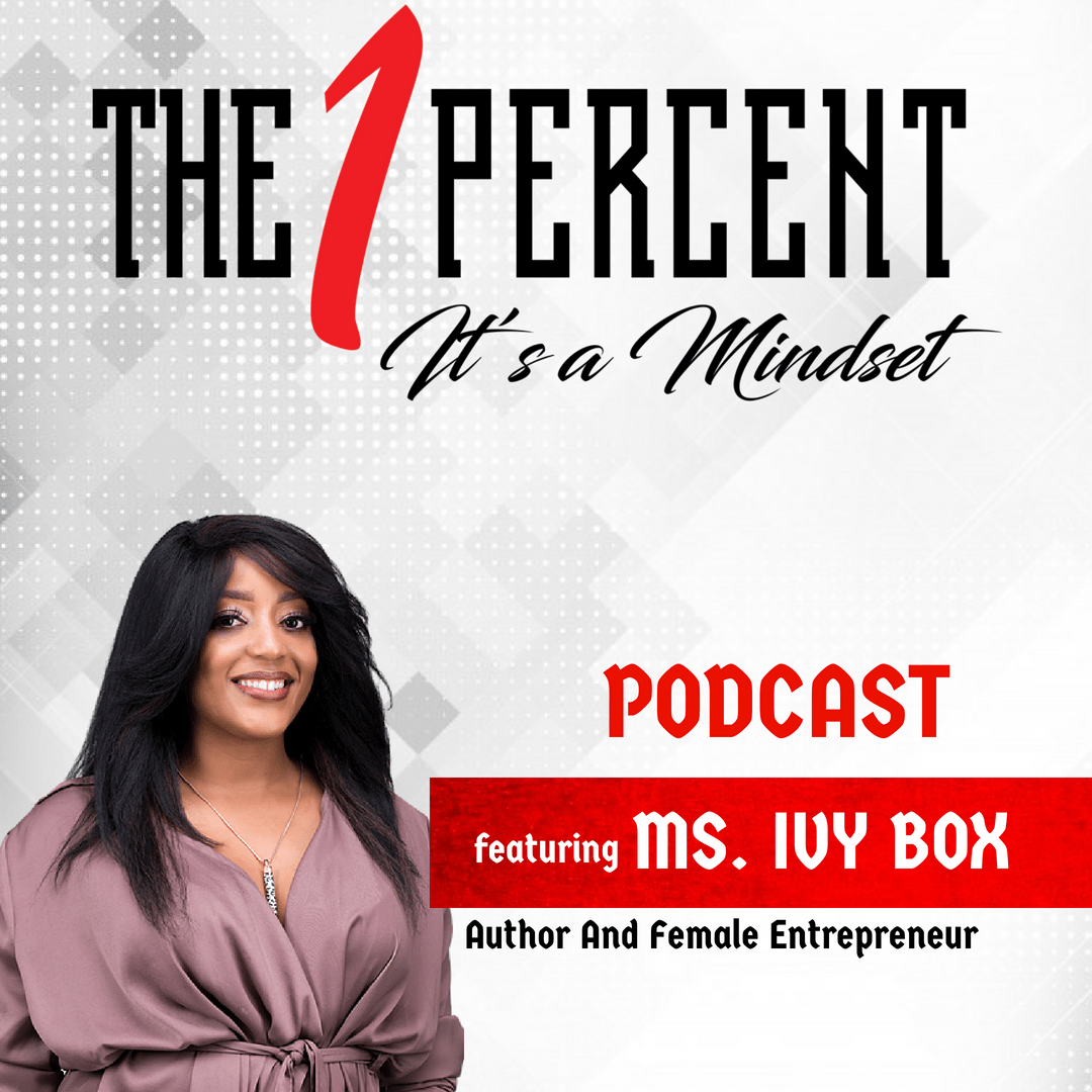 Ms. Ivy Box Author & Female Entrepreneur