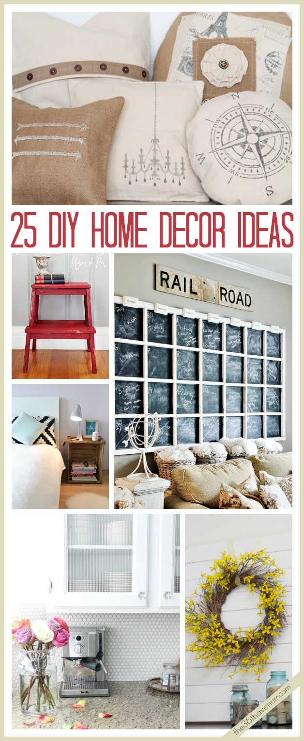 Diy Home Decoration Ideas