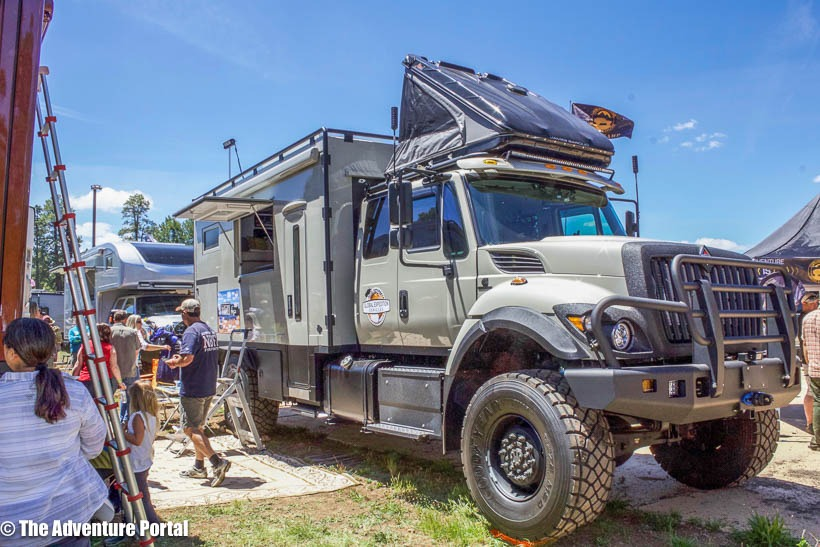 Turtle Expedition Vehicles