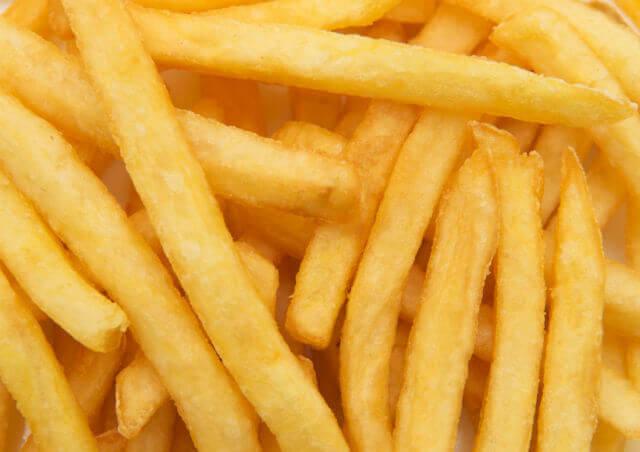 Deep Frying Unhealthy