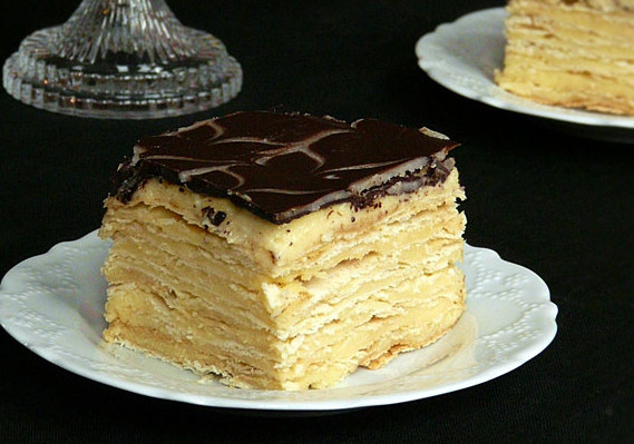 Vanilla Slice Recipe The Answer Is Cake