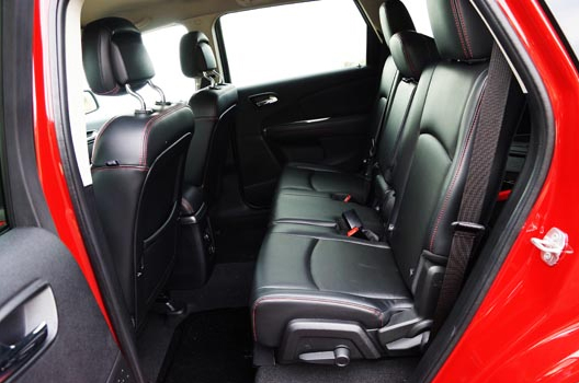 Fireball Tim Drives The 2013 Dodge Journey R T Review