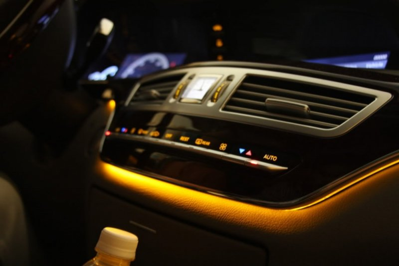 Automotive Interior Led Light Kits