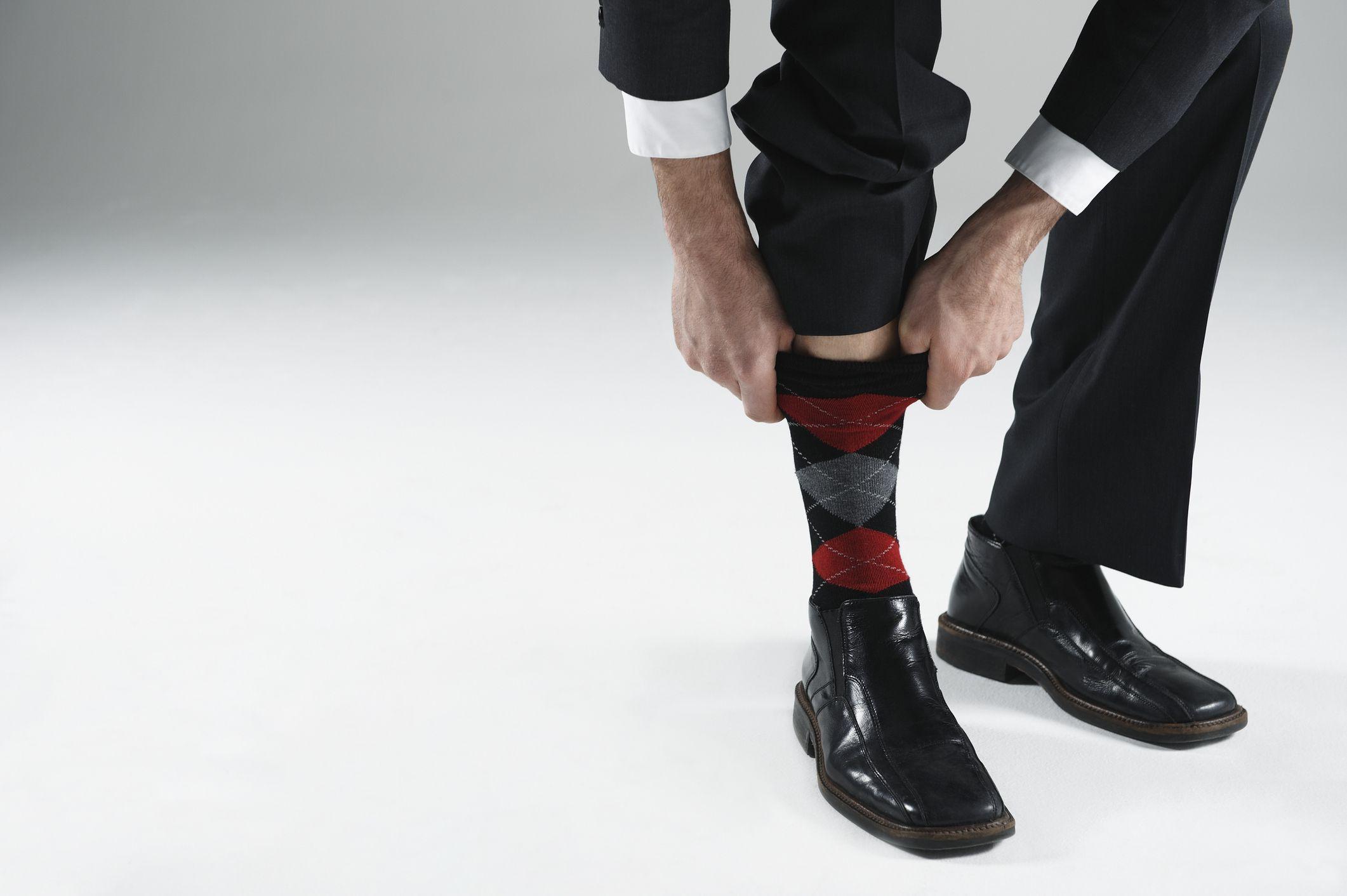 Best Men S Dress Socks Of 2019