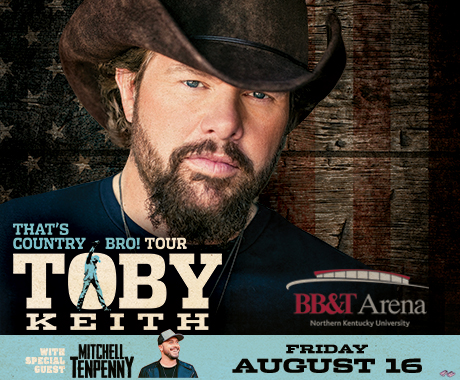 Toby Keith At BB&T Arena