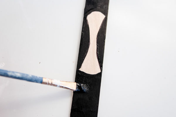 Paint Penguin Bookmark