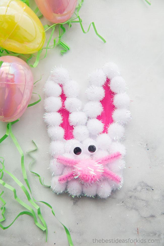 Bunny Handprint