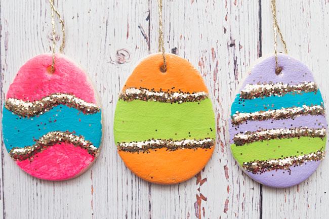 Salt Dough Easter Eggs The Best Ideas For Kids