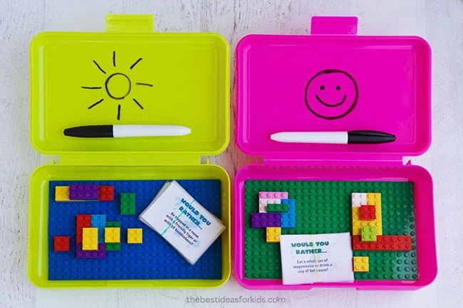 Lego Carry Case