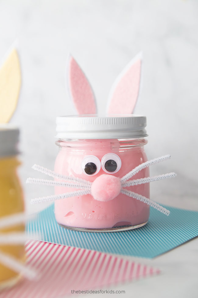Bunny Slime Jars