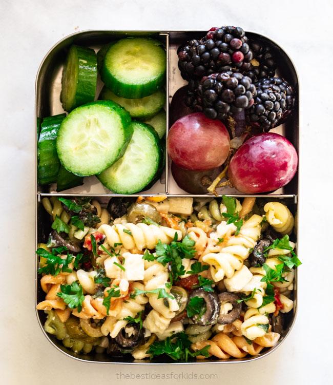 Pasta Salad Lunch