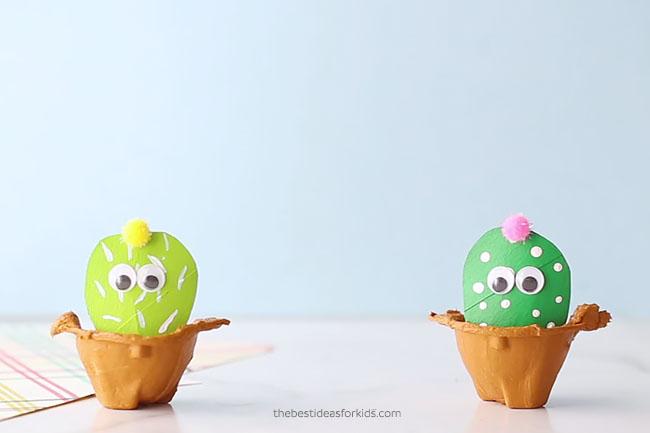 Small Cactus Craft
